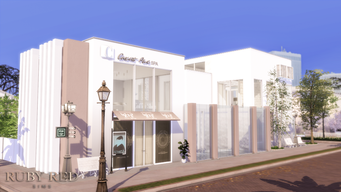 WELLNESS AND BEAUTY SPA CENTER BY RUBY'S HOME DESIGN