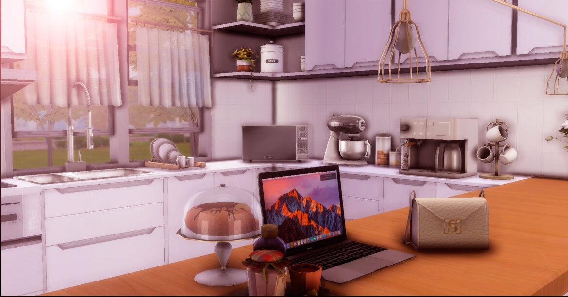 AUDREY KITCHEN BY LILY SIMS