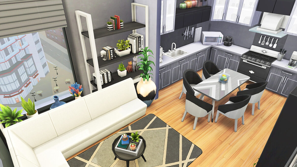 GENERATIONS FAMILY APARTMENT BY AVELINE SIMS