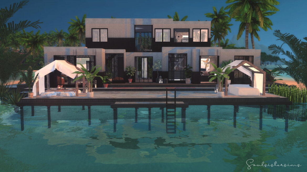 PALM BEACH HOME BY SOULSISTERSIMS