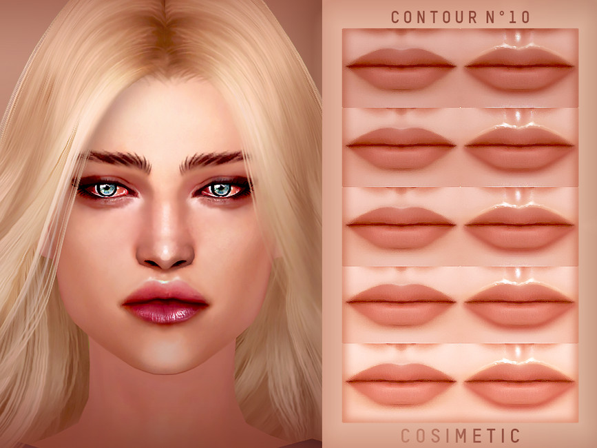 CONTOUR N10 BY COSIMETIC