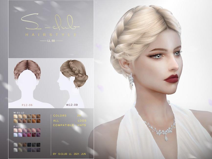 HAIR 88 BY S-CLUB LL